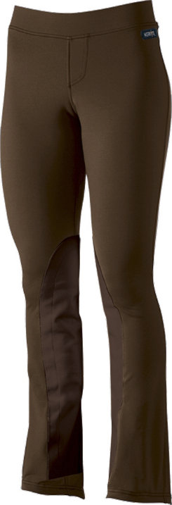 Kerrits Ladies Tall Microcord Bootcut Riding Tights