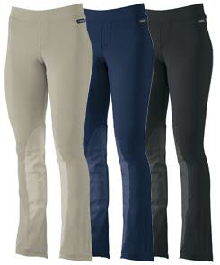 Kerrits Ladies Microcord Bootcut Riding Tights