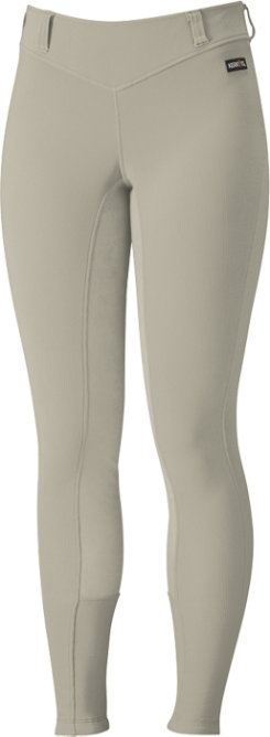 Kerrits Ladies Plus Size Microcord Full Seat Breeches