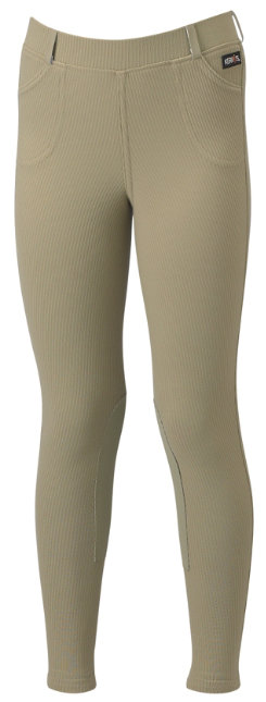 Kerrits Kids Channel Rib Pocket Riding Tights