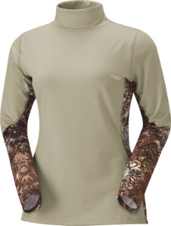 Kerrits Ladies Tactel Mockneck Riding Top Best Price