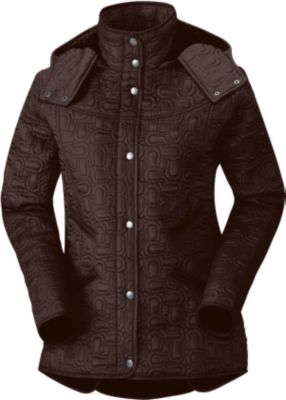 Kerrits Ladies Shoe In Quilted Jacket