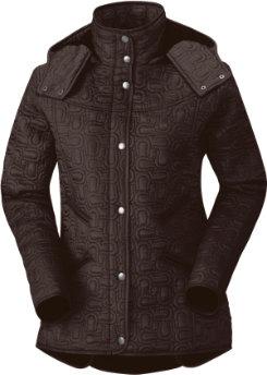 Kerrits Ladies Shoe In Quilted Jacket