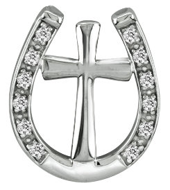 Kelly Herd Cross and Horseshoe Pendant Best Price