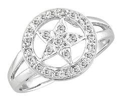 Kelly Herd Small Star Ring Best Price