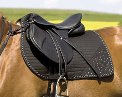 Keiffer Dressage Rhinestone Saddle Pad Best Price