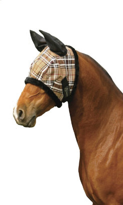 Kensington Fly Mask with Ears and Fleece Trim Best Price