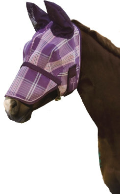 Kensington Fly Mask with Nose Cover and Ears Best Price