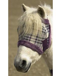 Kensington Miniature Horse Fly Mask with Fleece Trim Best Price