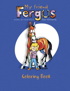 My Friend Fergus Color Book