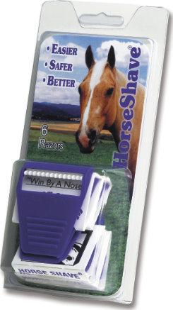 Kelley Equestrian Collection Horse Shave