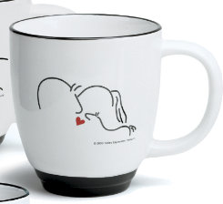 Heart Horse Mug Mare and Foal Best Price