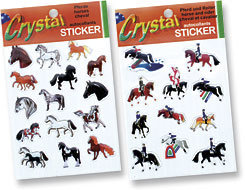 3-D Crystal Stickers Best Price