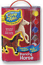 Kelley & Company Works of Ahhh... Prancing Horse Wood Painting Kit
