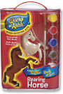 Kelley & Company Rearing Horse Wood Painting Kit