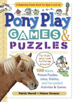 Kelley and Company Pony Play Games and Puzzles Book Best Price