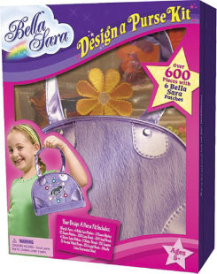 Bella Sara Design a Purse Kit Set Best Price