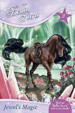 Bella Sara Jewel's Magic Book 3 Best Price