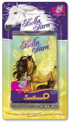 Bella Sara Sunflower Pack