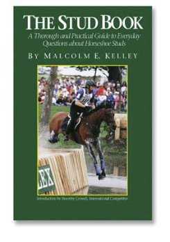 The Stud Book by Malcolm E Kelley Best Price