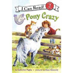 Pony Scouts Pony Crazy Book by Catherine Hapka Best Price