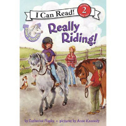 Pony Scouts Really Riding Book by Catherine Hapka Best Price