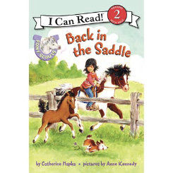 Pony Scouts Back In The Saddle Book by Catherine Hapka Best Price