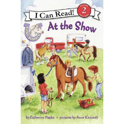 Pony Scouts At The Show Book by Catherine Hapka Best Price