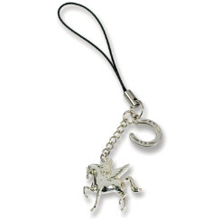 Kelley Guardian Angel Horse Charm Zipper Pull Best Price