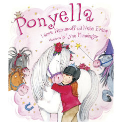 Ponyella by Laura Numeroff and Nate Evans Best Price