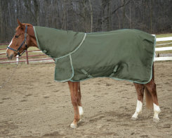 HUG Lightweight Hooded Horse Turnout Sheet (No Fill) Best Price
