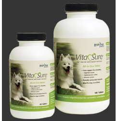 Response Products Canine Vita-Sure Tabs Best Price