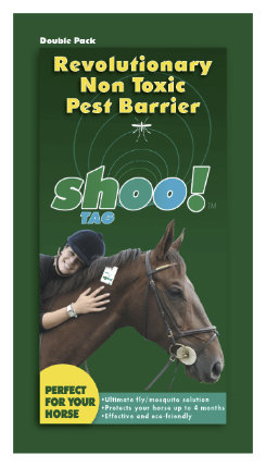 shooTAG for Horses-Fly and Mosquito Best Price