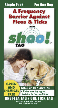 shooTAG for Dogs - Flea and Tick Best Price