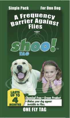 shooTAG for Dogs - Fly Best Price