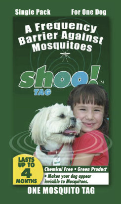 shooTAG for Dogs - Mosquito Best Price