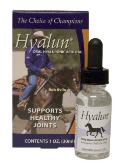Hyalun Oral Equine Hyaluronic Acid Equine Supplement 30 Best Price