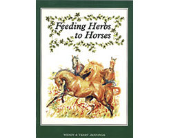 Wendals Herbs Feeding Herbs to Horses Book Best Price