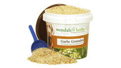 Wendals Herbs Dog Garlic Granules Best Price