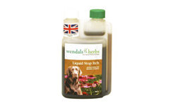 Wendals Herbs Dog Stop Itch Liquid Best Price