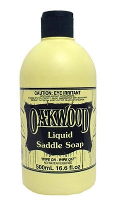 Nunn Finer Oakwood Liquid Saddle Soap