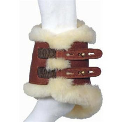 Nunn Finer Sheepskin Ankle Boots