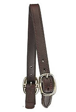Nunn Finer Plain Leather Halter Crown Piece Best Price