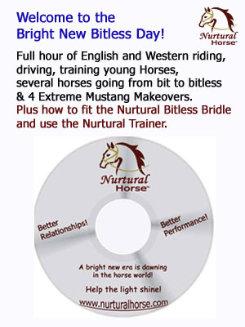 Nurtural Horse A Bright New Bitless Day DVD Best Price