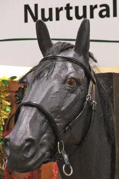 Nurtural Horse Elegant Leather English Bitless Bridle Best Price
