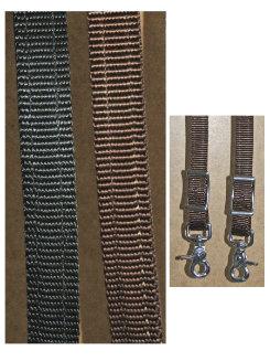 Nurtural Horse Nylon Western Split Reins Best Price