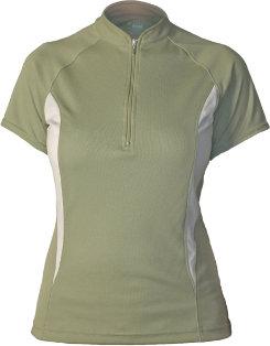 NoZone Ladies Short Sleeve Sportif Shirt Best Price