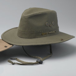 Outback Trading Canvas  River Guide Hat Best Price