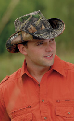 Outback Trading Camo Tracker Hat Best Price
