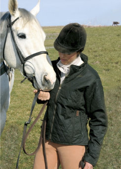 Outback Trading Ladies Newmarket Jacket